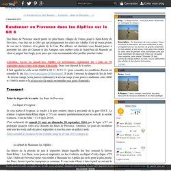 Randonner en Provence dans les Alpilles sur le GR 6 - Le blog d'Hunza : mes plus belles randonnées en montagne et ailleurs