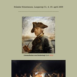 Þrándur Þórarinsson: Laugavegi 51