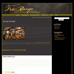 Free Range Building Company