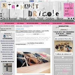Boxes pearltrees - Boite pour ranger les papiers ...