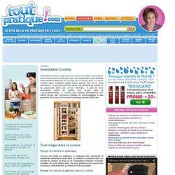 Organisation rangement pearltrees - Rangement cuisine pratique ...