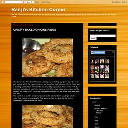 Ranji's Kitchen Corner