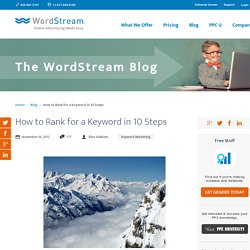 How to Rank for a Keyword in 10 Steps
