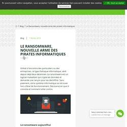 Le Ransomware, nouvelle arme des pirates informatiques - Quietic