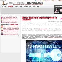 Mac OS X touché par un ransomware propagé par Transmission