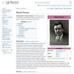 Raoul Toscan