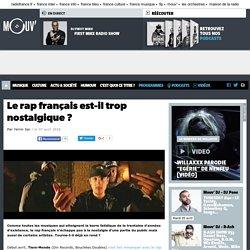 Le rap français est-il trop nostalgique ?