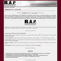 RAP : PARTICIPONS À LA CONSULTATION PUBLIQUE SUR LE PROJET DE DÉCRET AFFICHAGE DE LA LOI MACRON