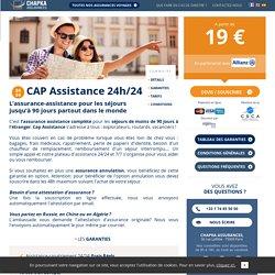 Assurance rapatriement, annulation et assistance