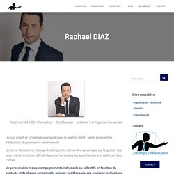 Raphael DIAZ - Coaching Communication