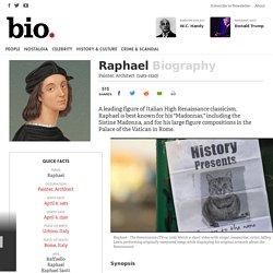 Raphael - Painter, Architect