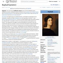 Raphaël (peintre)
