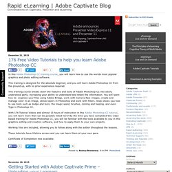 Adobe Captivate Blog