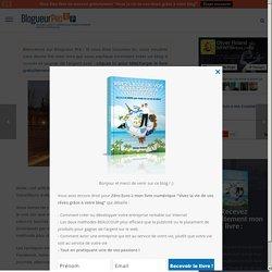 Comment obtenir rapidement plus d'une centaine de visiteurs par jour sur votre blog