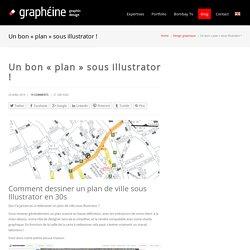 Dessiner rapidement un plan de ville sous illustrator !