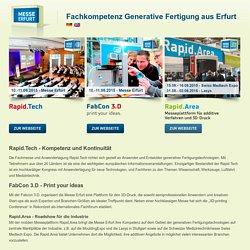 Rapidtech - Messe Erfurt GmbH
