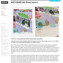 » HOE CAKES (Art Print) Jason J