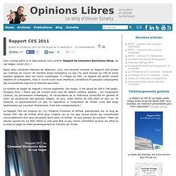 Rapport CES 2011