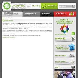 CCIF - Collectif contre l'Islamophobie en France