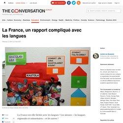La France, un rapport compliqué avec les langues