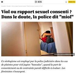"""Viol ou rapport sexuel consenti ? Dans le doute, la police dit """"miol"""""""