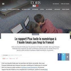 Le rapport Pisa tacle le numérique à l'école (mais pas trop la France)