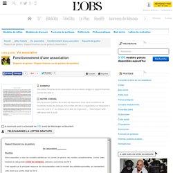 Rapports de gestion : Rapport financier (ou de gestion) (Association) - Rapports de gestion - ABC-Lettres par l'Obs