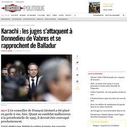 Karachi : les juges s'attaquent à Donnedieu de Vabres et se rapprochent de Balladur