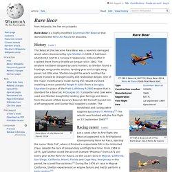 Rare Bear - Wikipedia