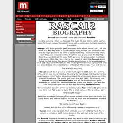 Rascalz Biography