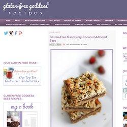 Free Raspberry Coconut-Almond Bars