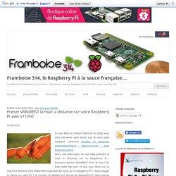 Prenez VRAIMENT la main à distance sur votre Raspberry Pi avec x11VNC