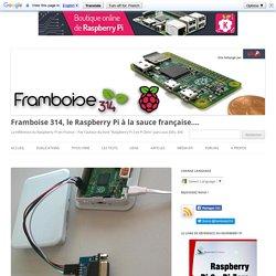 Le port série du Raspberry Pi 3 : pas simple ! - Framboise 314, le Raspberry Pi à la sauce française....