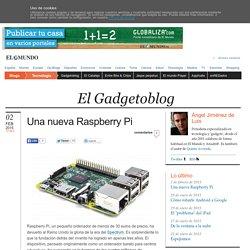 Una nueva Raspberry Pi