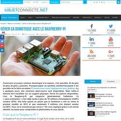 Raspberry-Pi, l'interface pour votre domotique DIY