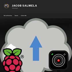 Raspberry Pi Webcam Over the Internet Using MJPG-Streamer – Jacob Salmela