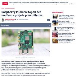 Raspberry Pi : notre top 10 des meilleurs projets pour débuter