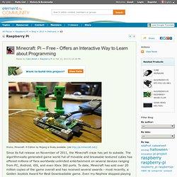 Minecraft: Pi – Free - Offe...