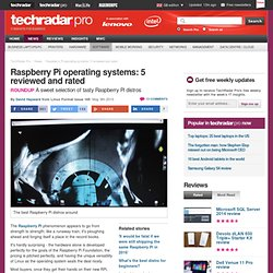 Raspberry Pi operating systems: 5 reviewed and rated