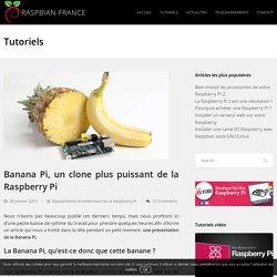 Banana Pi, un Raspberry Pi plus puissant !
