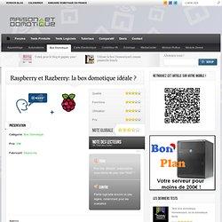 Récupéré: Raspberry et Razberry: la box domotique idéale ?