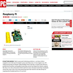 Raspberry Pi Review & Rating | PCMag.com