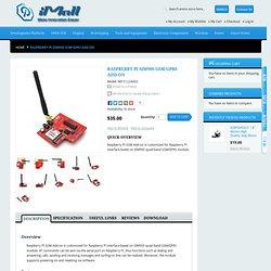 Raspberry PI GSM Add-on