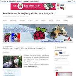 RaspiFouine : un piège à fouine à base de Raspberry Pi