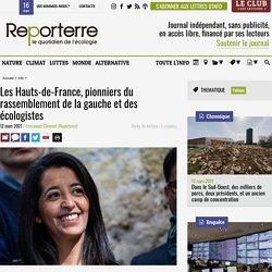 12 mars 2021 Les Hauts-de-France, pionniers du rassemblement de la gauche et des écologistes