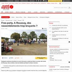 Free-party. A Roussay, des rassemblements trop bruyants ?