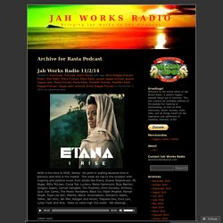 JAH WORKS RADIO