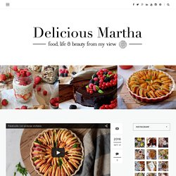 Ratatouille otoñal de patata y boniato - Delicious Martha