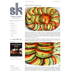 ratatouille's ratatouille | smitten kitchen