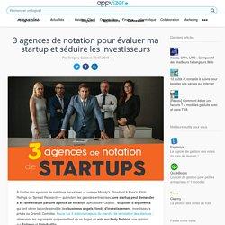 Avis Early Metrics, Avis Estimeo, Avis RateAndGo ▷ 3 agences de notation de startups !
